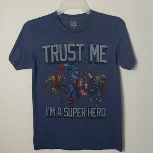 Men Marvel Shirt